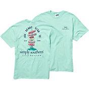 Simply Southern Women's Roads T-Shirt