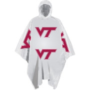 Sport Images Virginia Tech Hokies Poncho