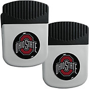 Ohio State Buckeyes Chip Clip Magnet and Bottle Opener 2 Pack