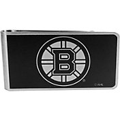 Boston Bruins Black and Steel Money Clip