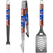 New York Rangers 3-Piece Steel BBQ Tool Set