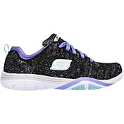 Skechers Kids' Grade School Stella Sparkle Chic Running Shoes