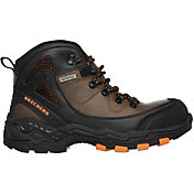 Skechers Men's Surren Waterproof Steel Toe Work Boots