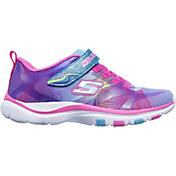 Skechers Kids' Preschool Trainer Lite Dash N' Dazzle Shoes