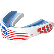 Shock Doctor Adult Gel Max Power American Flag Classic Fit Mouthguard