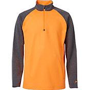 Slazenger Boys' Fashion Quarter-Zip Golf Pullover