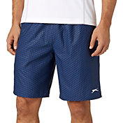 Slazenger Men's Embossed-Print Tennis Shorts