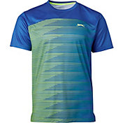 Slazenger Men's Printed CB Tennis Crew