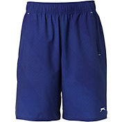 Slazenger Men's Printed 9'' Woven Tennis Shorts