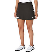 Slazenger Women's City Lights Collection Printed Stripe Knit Golf Skort