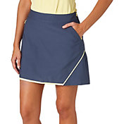 Slazenger Women's Grey Matter Collection Woven Golf Skort