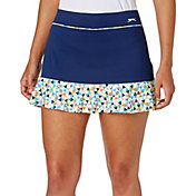 Slazenger Women's Hi-Low Prism Tennis Skort