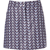 Slazenger Women's Triad Collection Printed Golf Skort