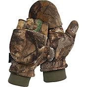 ScentLok Fleece Pop-Top Gloves