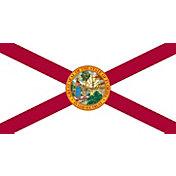 Sola Florida Flag Beach Towel
