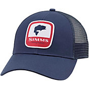 Simms Men's Bass Patch Trucker Hat