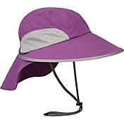 Sunday Afternoons Adult Sport Sun Cape Hat