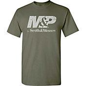 Smith & Wesson Men's M&P Distressed Logo T-Shirt
