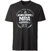 NRA Men's 1871 Lightning Bolts T-Shirt