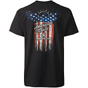 Smith & Wesson Men's Distressed American Made T-Shirt