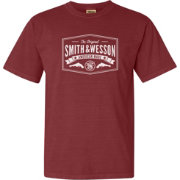 Smith & Wesson Men's The Original Logo T-Shirt