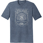 Smith & Wesson Men's Whiskey Label T-Shirt