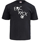Soffe Boys' Epic Kick Soccer Graphic Tee