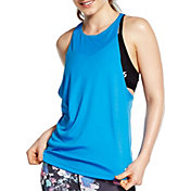 Soffe Women's Poly Slim Back Tank Top