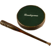 Triple Toe Calls Rendezvous Double-Sided Pot Turkey Call