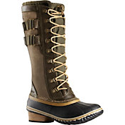 SOREL Women's Conquest Carly II 100g Winter Boots