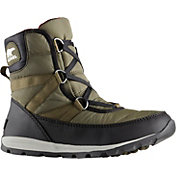SOREL Women's Whitney Short Lace 200g Waterproof Winter Boots