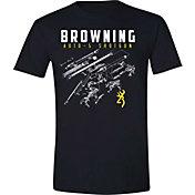 Browning Men's Gun Blueprint T-Shirt