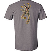 Browning Men's Buckmark Logo T-Shirt