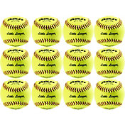 Dudley Little League 11'' Softballs - 12 Pack
