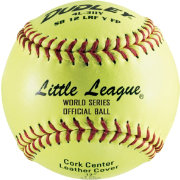Dudley Little League World Series 12'' Softballs - 12 Pack