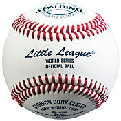 Spalding Little League World Series Official Baseballs - 12 Pack