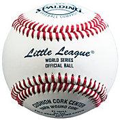 Spalding Little League World Series Official Baseballs - 12 Pack