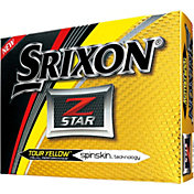 Srixon Z-STAR Tour Yellow Golf Balls