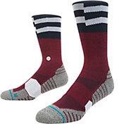Stance Men's Bubba Wedge Golf Socks
