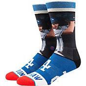 Stance Los Angeles Dodgers Clayton Kershaw Legend Socks