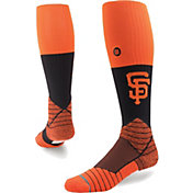 Stance San Francisco Giants Diamond Pro Orange Socks
