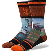 Stance San Francisco Giants Orange Kings Stadium Socks