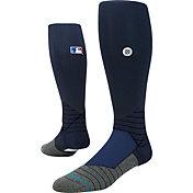 Stance MLB Diamond Pro On-Field Navy Tube Sock