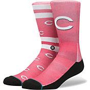 Stance Cincinnati Reds Splatter Socks
