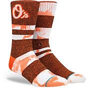 Stance Baltimore Orioles Birds Socks