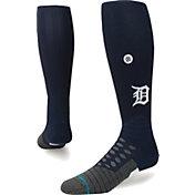 Stance Detroit Tigers Diamond Pro Navy/Grey Socks