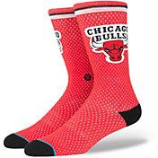 Stance Chicago Bulls Jersey Crew Socks