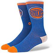 Stance New York Knicks Jersey Crew Socks
