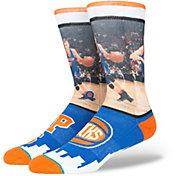 Stance New York Knicks Kristaps Porzingis Crew Socks