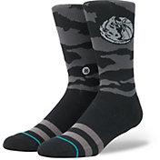 Stance Dallas Mavericks Nightfall Crew Socks